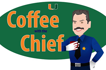 coffee with the chief
